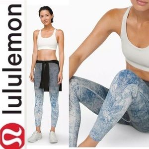 Lululemon Ebb To Train Tight Wash